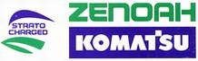 Komatsu Zenoah ( Japán )
