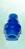 SPRING12-SPRING18 háti permetező tömlő illesztő elem (kék)